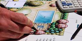 Ландшафтный дизайн маленького участка – правила по оформлению