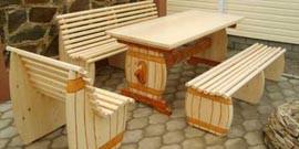Мебель для дачи и сада – основное украшение вашего сада и ваш комфорт