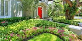 Ландшафтный дизайн – цветники и палисадники на участке