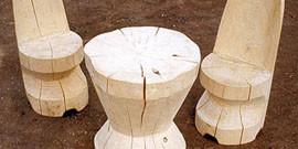 Садовый стол своими руками, даже если вы – не плотник!
