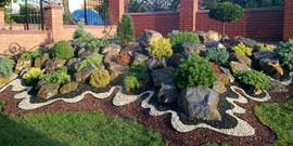 Как сделать рокарий – оригинальный сад из камней