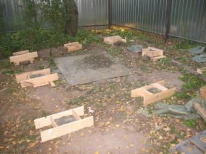 Фото места для строительства сарая, orcmaster.com
