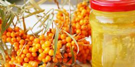Облепиховое масло: лечебные свойства ягод!