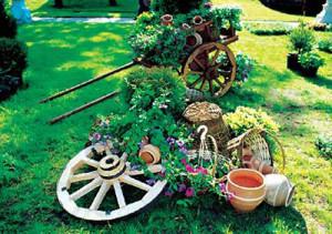Клумбы в саду своими руками: выбор растений и места