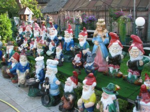 Фото декоративных фигур для сада, chudo-ogorod.ru