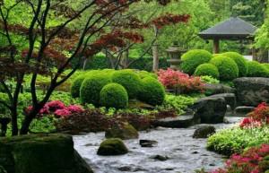 Садовый дизайн своими руками или как выбрать стиль? фото