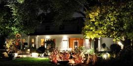 Освещение фасадов или как приобрести лампы и световое оборудование?