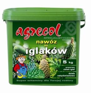 На фото - гранулированные удобрения для хвойных, ogorod24.com
