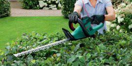 Электрический кусторез как незаменимый инструмент в уходе за садом