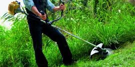 Ручная газонокосилка бензиновая – как легко стричь газон?