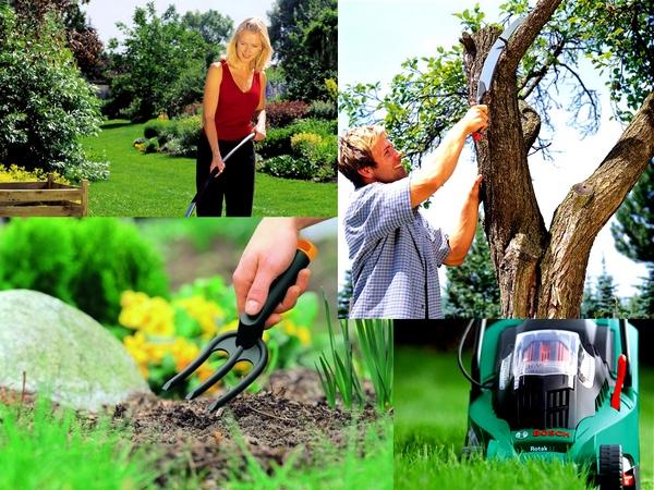 Для дома и огорода инструмент
