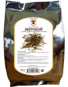 На фото - противопоказания на пачке травы зверобоя, staroslav.ru