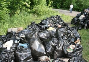 Фото про уборку мусора с участка, uyind.3dn.ru