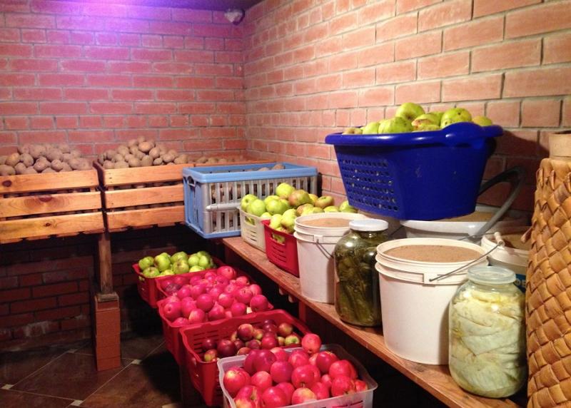 Хранение овощей и фруктов - какой метод следует выбрать? + видео