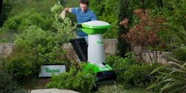 Садовый электрический измельчитель – основные параметры