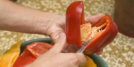 Посадка семян перца на рассаду – закладываем хороший урожай