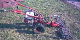 Самодельные сенокосилки – заготовим на зиму траву