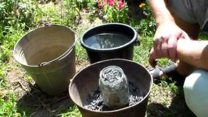 Фото приготовления жидкого удобрения из древесной золы, tsvetnik.info