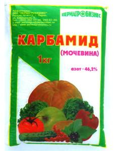 Фото карбамида для обработки сада, fazenda-59.ru
