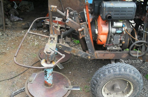 Самоделки своими руками для трактора своими руками