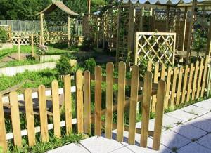 Декоративные ограждения для сада – необходимость или роскошь?
