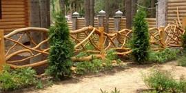 Декоративные ограждения для сада – красота и удобство