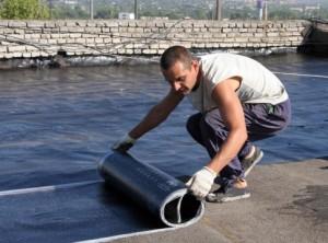 Фото замены рубероида на крыше дома, dachnaya-zhizn.ru