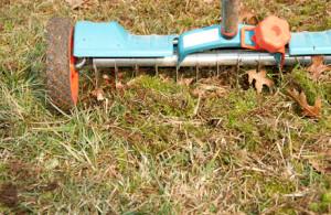 Аэратор для газона своими руками – для больших газонов