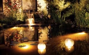 Фото декоративного освещения для сада, landscape-design.ru