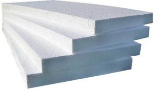 На фото - полистирольные плиты для утепления бани, grand-fasad.su