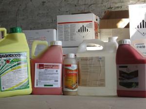 Фото химических инсектицидов для борьбы с капустной молью, supersadovnik.net