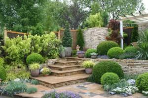 Каким должен быть ландшафтный дизайн вокруг дома?