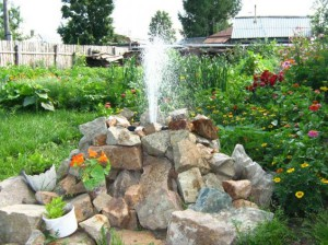 Волшебство фонтанов – добавляем романтики! фото