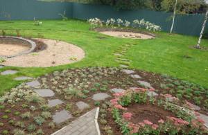 Ландшафтный дизайн клумбы – выбираем цветы