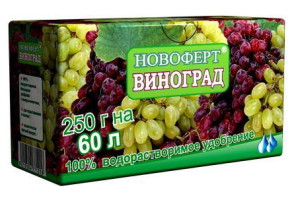 Фото весеннего удобрения для винограда, greensad.com.ua