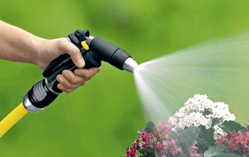 Насадки на шланг для полива огорода своими руками