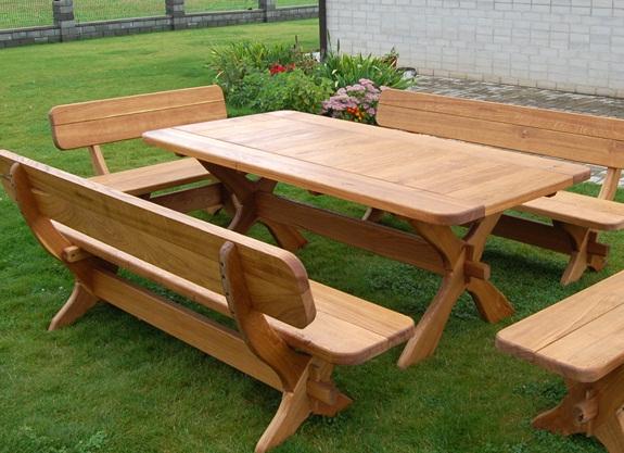 Фото деревянных столов и стульев своими руками