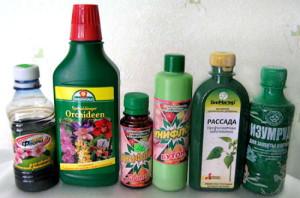 Фото препаратов для корневой подкормки фиалок, sibfialka.narod.ru