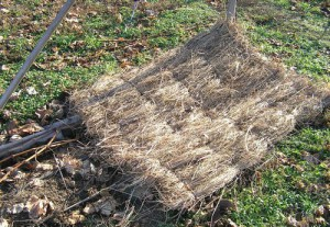 Сад и огород осенью – защищаем от мороза фото