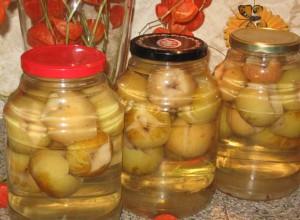 Как консервировать компот из яблок на зиму – проверенные методы