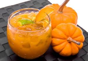 Консервация тыквы – рецепты компота с добавлением специй и лимона