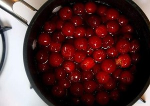 Фото приготовления вишневого компота на зиму, konservirovannye.ru