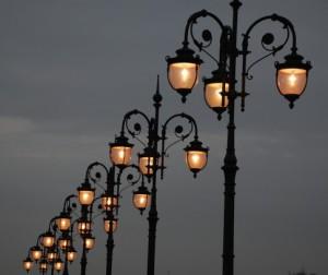 Фото фонарей на улицах, rmnt.net