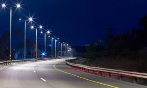 Фото уличных фонарей со светодиодами, simlight.com.ua