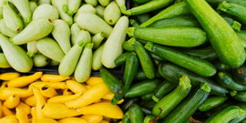 Как хранить кабачки – заготавливаем вкусный овощ на зиму