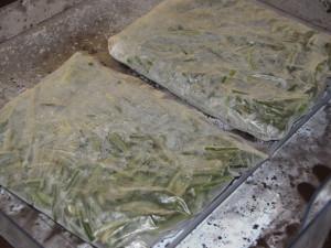 Фото хранения стручковой фасоли в морозильной камере, edaetoprosto.ru