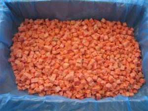 На фото - морковь для хранения в морозильнике на зиму, ladyspecial.ru