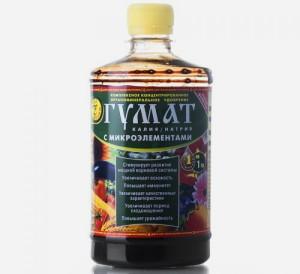На фото - раствор гуминовых кислот, zoovetgarant.com.ua
