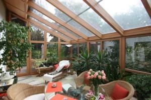 Фото крыши зимнего сада из толстого стекла, skprofit.ru