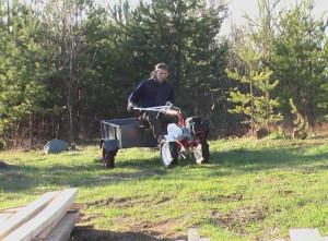 Чем удобны мини-трактора самодельные из мотоблока
